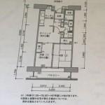 戸田団地の間取り図